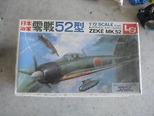 LS Japan ZEKE MK.52 Fighter Airplane Model Kit 1/72 MIB