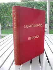 CONFOEDERATIO HELVETICA LA SUISSE UNE ET DIVERSE BY JEAN-RICHARD MULLER 1939