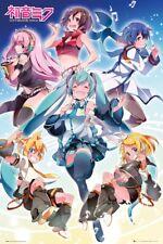 Hatsune Miku Group Poster 61x91.5cm