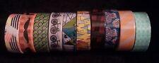 Scotch Washi Tape 3M Choice .59 in x 393 in / 10.9 yd  Crafts School Elderly New