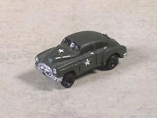 N Scale 1951 Chevy US Army OD Green Staff Car