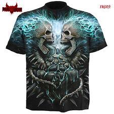 Spiral Direct CABALLEROS FLAMING Cobra Earthdawn columna vertebral Camiseta /