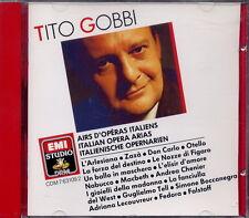 TITO GOBBI - ITALIENISCHE OPERNARIEN