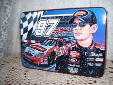 KRAFT VELVEETA CHEESE TIN NASCAR KURT BUSCH #97