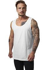 Urban Classics Mens Faded Tanktop T-Shirt