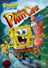 SpongeBob SquarePants: The Great Patty Caper (BRAND NEW DVD) FREE SHIPPING !!