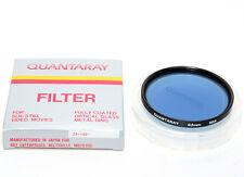 62mm. filtro blu 80A Quantaray