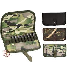 Cartridge Shell Belt Holder Rifle Ammo Pouch 7.62 cal Camo