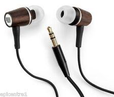 Altec Lansing MUZX MHP136 HARD WOOD EARPHONES HEADPHONE