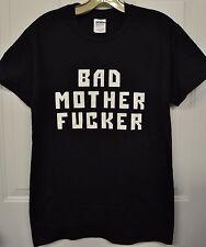 BAD MOTHERFUCKER BLACK S/S T SHIRT