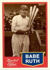 1989 CMC Ruth Baseball Card Pick