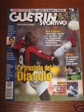 GUERIN SPORTIVO 1998/50 WEAH MILAN VELASCO MONTELLA