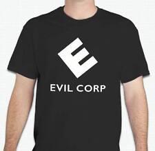 EVIL CORP Mr Robot Hackers T shirt Computer hacker