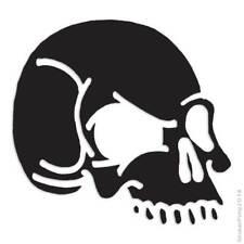 Skull Bones Decal Sticker Choose Pattern + Size #1104