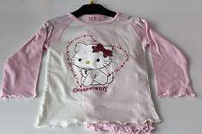 Pyjama set pyjama fille Charmmy Kitty rose taille 98 104 110 116 128 #2