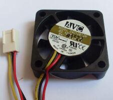 1pc AVC D4010B12M 12V 0.1A DC Cooling Fan 40x40x10mm 40mm 4010 3pin connectors
