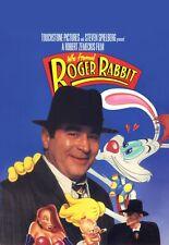Who Framed Roger Rabbit 35mm Film Cell strip very Rare var_w
