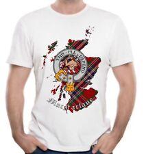 McParland Clan T-Shirt - Scottish Heritage Clothing - Scotland Cotton Tee