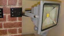 Heavy Duty Large Security Floodlight CORNER swivel bracket - 30 watt LED 'T1C30'
