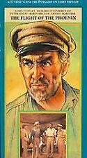 VHS The Flight of the Phoenix: James Stewart Dan Duryea E Borgnine Peter Finch
