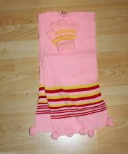 Kids Children Scarf & Gloves Knit Soft & Colorful U Choose