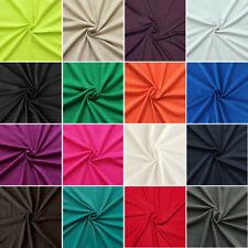 VISKOSE Stretch JERSEY Shirt Stoff Basic METERWARE Breite 150 cm diverse Farben