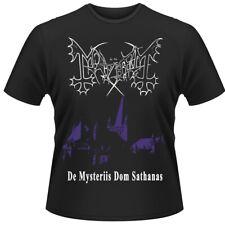 Mayhem 'De Mysteriis Dom Sathanas' T-shirt - NEW