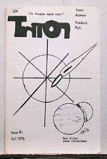 1977 Star Trek Fanzine TRITON