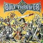 War Master by Bolt Thrower (CD, 1991, Combat/Earache)