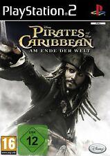 PS2 - Pirates of the Caribbean / Fluch der Karibik - Am Ende der Welt (mit OVP)