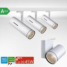 [V17c] Stromschiene Strahler LED 3 Phasen Schienenstrahler Schienensystem Spot S