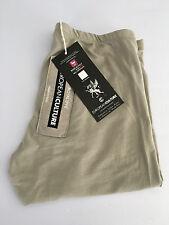 EUROPEAN CULTURE leggings donna al ginocchio 92 % cotone 8 % lycra made in ITA M