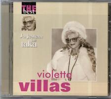 Violette Villas - Ja jestem juz taka (CD) POLISH