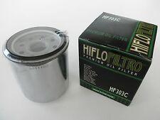 HIFLO FILTRO OLIO HF303C PER KAWASAKI VN1700 Vulcan Nomad (2009 2010 2011 2012)
