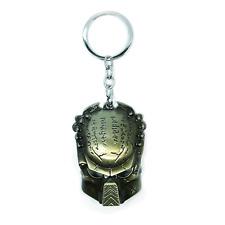 TB Movie Aliens Predator Mask Men Gothic Style Key Ring Movie Fashion Keychain