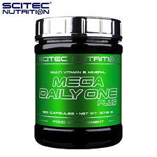 Mega Daily One Plus 120 Caps. Advanced Multi-Vitamin & Essential Mineral Formula