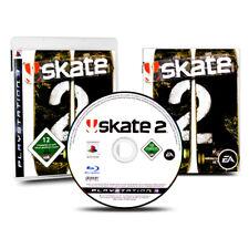 Ps3 - Playstation 3 Spiel Skate 2 in Ovp mit Anleitung