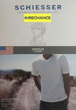 10 SCHIESSER AMERICAN HERREN T-SHIRTS 1A-NEUWARE ---> SONDERANGEBOT <---