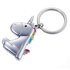Schlüsselanhänger EINHORN - mit Gravur - SA184