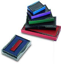 lot 10 cassettes d'encrage   6/46040 de remplacement pour tampon trodat