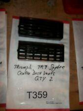 TRIUMP TR7  SPYDER  BOTH CENTER DASH VENT S  Qty 2  OEM   #T359