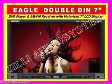 "BLACK EAGLE 2D DIVX USB 7"" AUX IN 2 DIN By Unicars"
