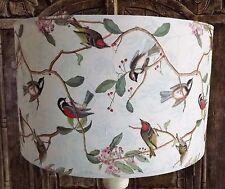 BIRD paralume shabby chic paralume vintage regalo gratuito