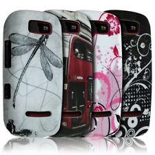 Housse Coque pour Nokia Asha 306 avec Motif