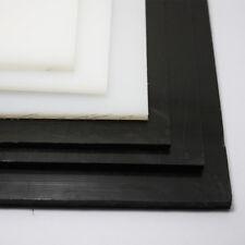 3mm 4mm 5mm HDPE Sheet Black White Polyethylene Engineering Plastic Sheet
