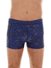 Brunotti Tight Swimshorts Badeunterteil Blau Pattern Drawstring Stretch