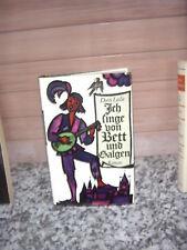 Ich singe von Bett und Galgen, ein Roman von Doris Lesl