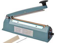 Impulse Sealer 100-400mm Metal-Plastic Frame Heat Sealer Some with Cutter