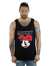 Disney Hombre Mickey Mouse Split 28 Camiseta Sin Mangas