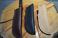 Leather Bushcraft Dangler Type Knife Sheaths For Woodlore/Mora/Bushcraft Knives